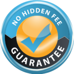 no hidden fee guarantee